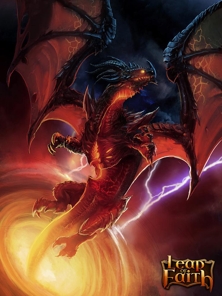 Dragon by baklaher