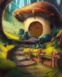 Fungus by baklaher