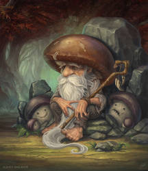 Borovichok by baklaher
