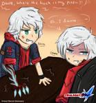 Devil May Cry Dante VS Nero
