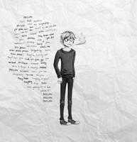 Schizophrenia. by AetasRazael134