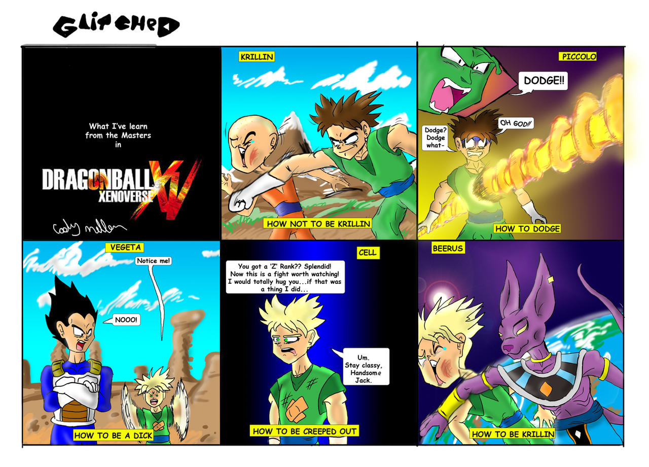 defined Xenoverse Masters