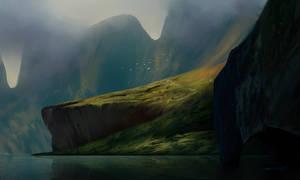 Massive (Speed paint on Youtube) by ZyrSkar