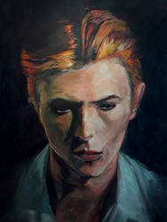 David Bowie by Xenesthis741