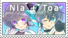 Nia Toa Stamp by TimerRabbit