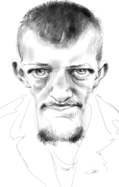 Quick digital sketch by JeffStahl