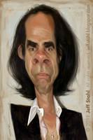 Nick Cave by JeffStahl