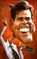 Jim Carrey by JeffStahl