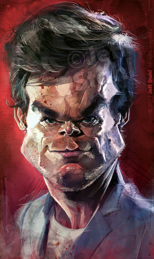 DEXTER, by Jeff Stahl by JeffStahl