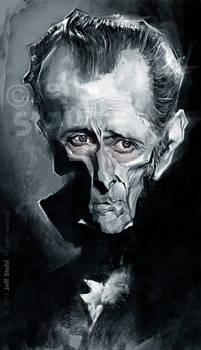 Peter Cushing, by Jeff Stahl by JeffStahl