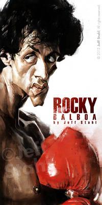 ROCKY, by Jeff Stahl