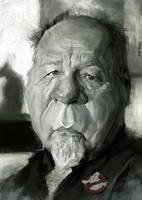 Michael Gross, by Jeff Stahl by JeffStahl
