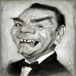 Ernest Borgnine (RIP), by Jeff Stahl