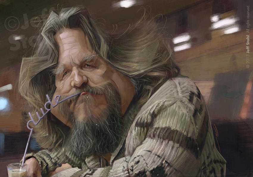 The Dude, by Jeff Stahl