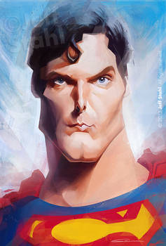 Superman, by Jeff Stahl