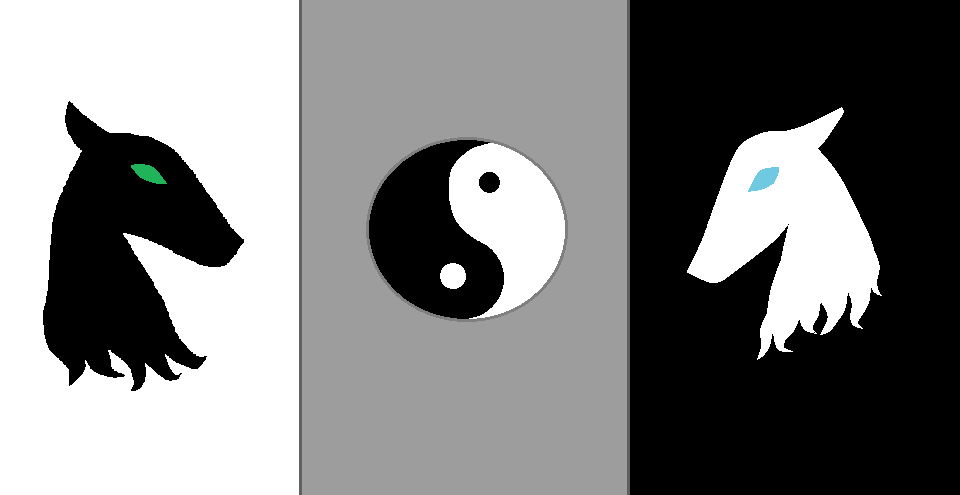 Yin Yang by LunisWulf