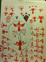 sheikah mask by sheilded-key