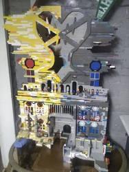 Lego hollow bastion
