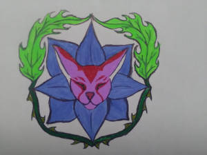 Warframe clan emblem concept