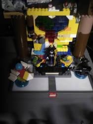 Kingdom hearts Lego dimensions concept