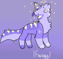 [OPEN] Star Wolf! NYP by Fwogg