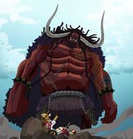 One Piece - Kaido Devil's Fruit: Oars