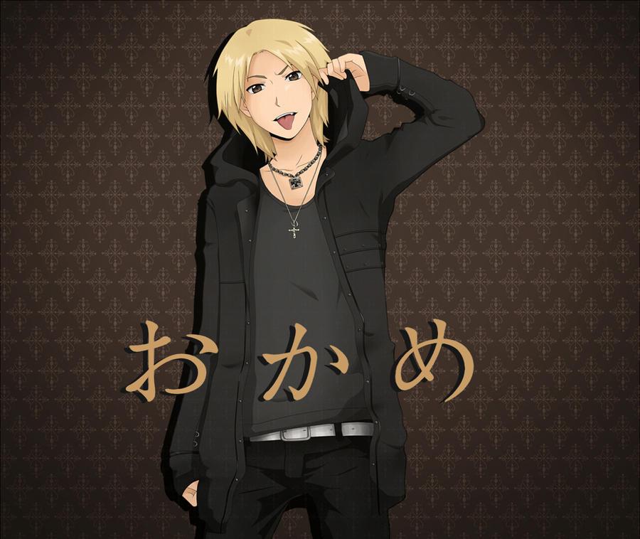 Okame by fursen3