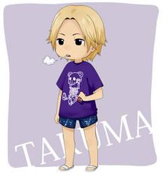 TAKUMA by fursen3