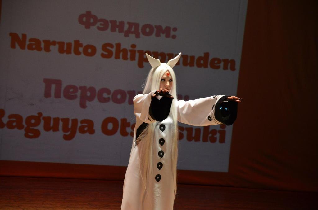 Kaguya by fursen3