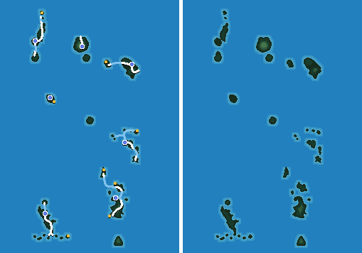 how to leave sevii islands