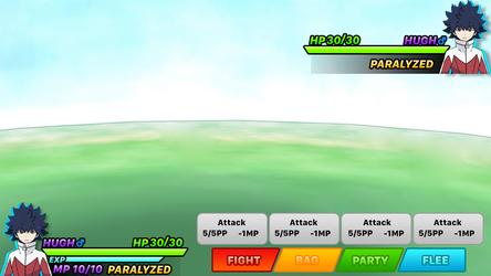Battle Screen GUI [Free to Use]