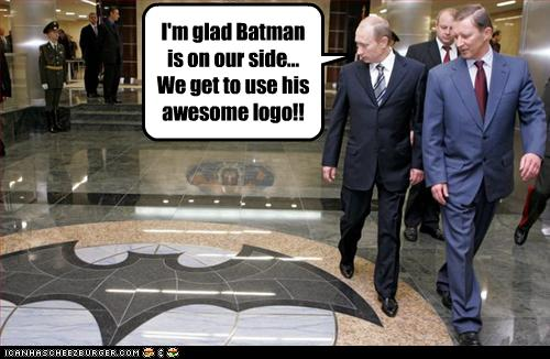 Batman works for Russia... by vote-tennant