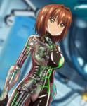 Cyborg Miyabi Hotaka 01