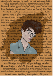 Morrissey Poster Thing c: