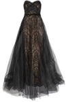 Flowing Black Dress png