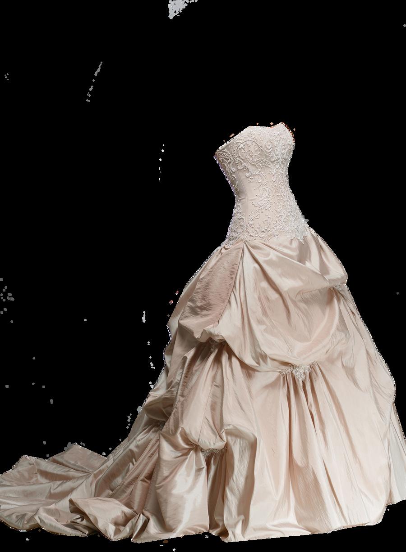 Ivory Wedding Dress PNG by Vixen1978 on DeviantArt