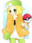 Moe Bianca from Pokemon!
