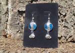 Moonlit Pumpkins - Charm Earrings
