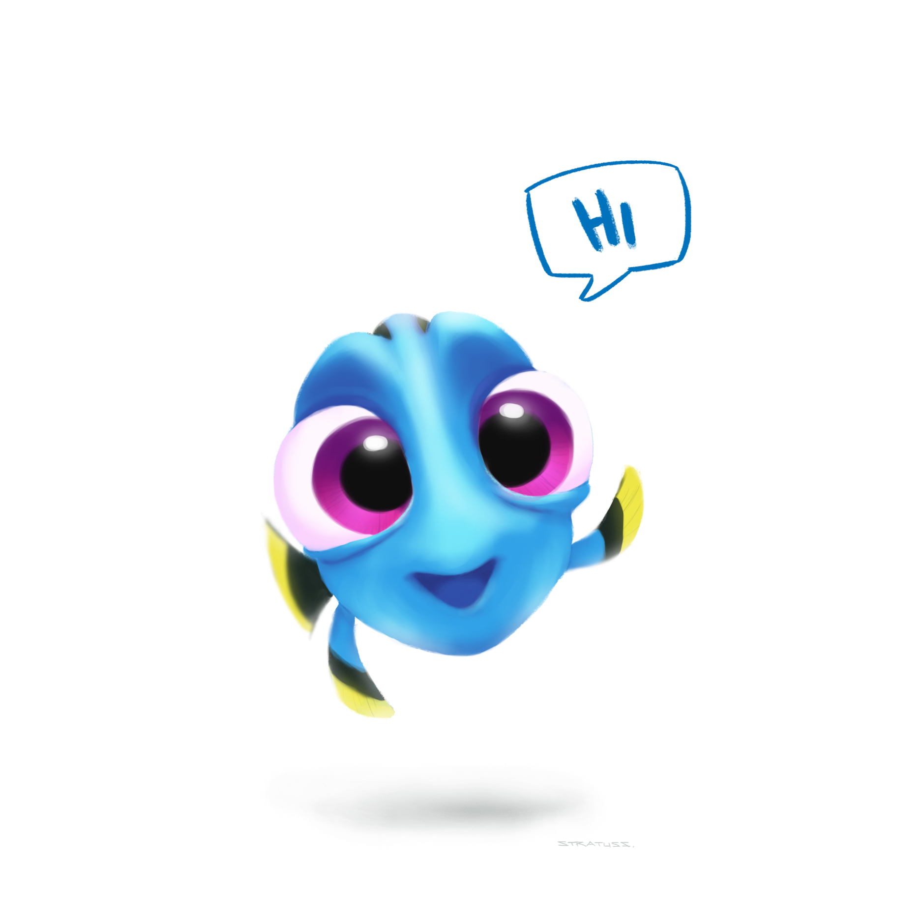 baby dory wallpaper - photo #22