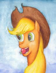 A One Silly Pony by DorkyDoughnut
