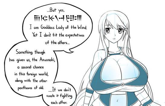 Ask Ninlil: A Goddess? Part 2