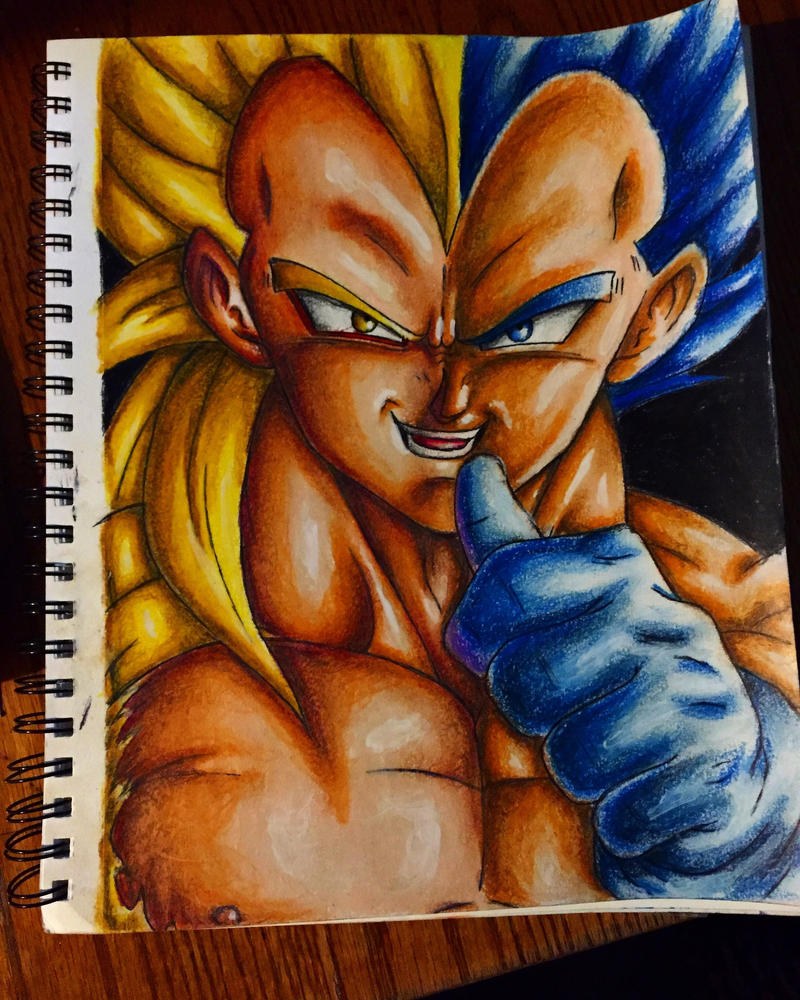 I am Vegeta!!! by xprotector10
