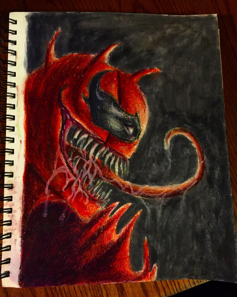 Venomized Deadpool by xprotector10