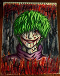 The ghoul who laughs  by xprotector10