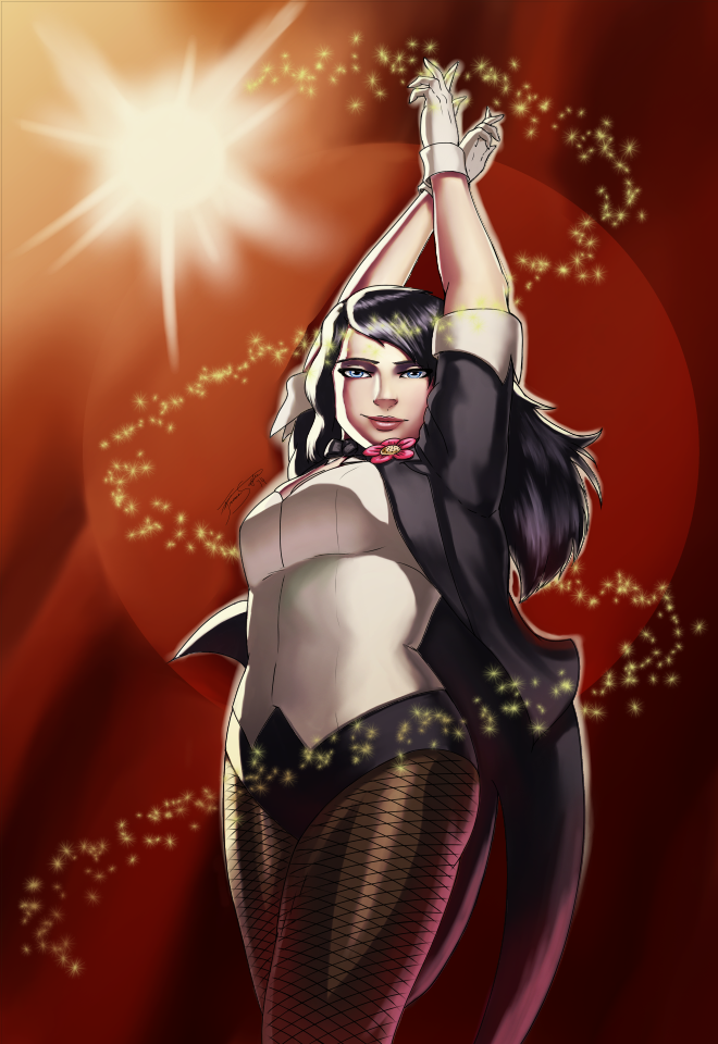 zatanna dc wallpaper - photo #9