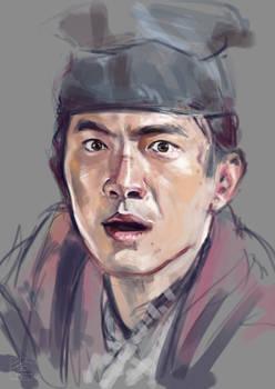 Portrait practice #47