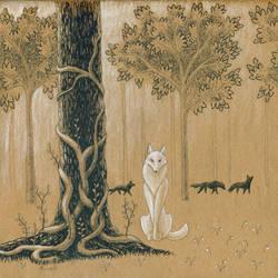 Forest of Kells by Kivuli