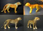 King cheetah, improve