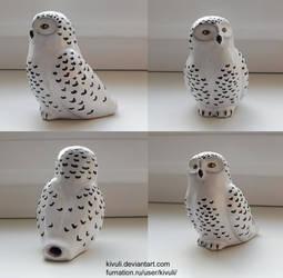 Snowy Owl Whistle