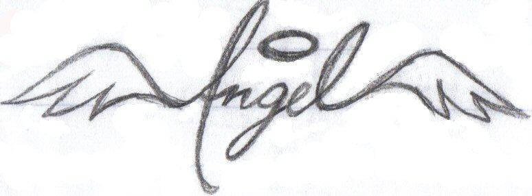 b0504f3820bcc Angel Tattoo by inuanjiri on DeviantArt